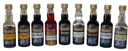 Alcohol Essences for flavering alcohol