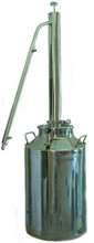 POT STILL 13 Gallon Milk Can