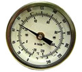 Three inch Dial Thermometer