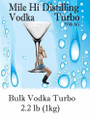 Vodka  turbo yeast with AG