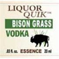 Bison Grass Vodka Essence
