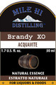 50ml Brandy XO