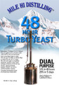 48-Hour Turbo Yeast Distillers yeast