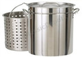 62 Quart Stainless Steel Stock #1160 *** The stock pot is shipped separately ***