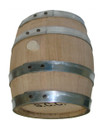 3 Gallon Charred Oak Barrel