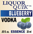 Liquor Quik Blueberry Vodka Essence