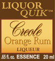 Liquor Quik Creole Orange Rum Liqueur