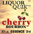 Liquor Quik Cherry Bourbon Essence (500ml Bottle )