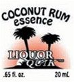 Liquor Quik Coconut Rum Essence (500ml Bottle )