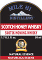 50ml Scotch Honey Whiskey
