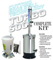 Turbo 500 still kit for making moonshine