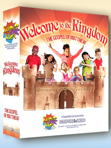 Welcome to the Kingdom!