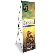 Essential Jesus Challenge Banner w/Free Stand