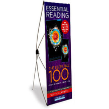 E100 Youth Edition Banner w/Free Stand