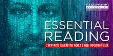 """4x8 """"Essential Reading"""" Banner"""