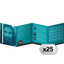 Essential Jesus Youth Edition Daily Planner [25 pack]