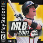 MLB 2001 - PS1 (Disc Only)