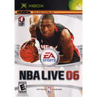NBA Live 06 - XBOX (Disc Only)