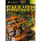 Fuzion Frenzy - XBOX (Disc Only)