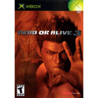 Dead or Alive 3 - XBOX (Disc Only)