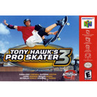 Tony Hawk's Pro Skater 3 - N64 (Used, Cartridge Only)