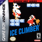 Classic NES Series: Ice Climber - GBA (Brand New, Sealed)