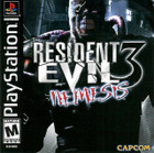 Resident Evil 3: Nemesis - PS1 (Disc Only)