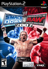 WWE SmackDown vs. Raw 2007 - PS2 (Disc Only)