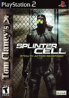 Tom Clancy's Splinter Cell - PS2 (Disc Only)