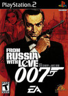 James Bond 007: From Russia With Love - PS2 (Disc Only)