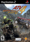 ATV Offroad Fury 4 - PS2 (Disc Only)