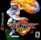 NFL Blitz 2001 - Dreamcast (Used, With Book)