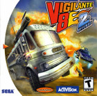 Vigilante 8: 2nd Offense - Dreamcast (Used, With Book)