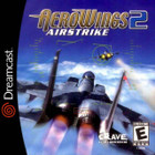 Aerowings 2: Airstrike - Dreamcast (Used, With Book)