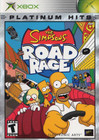 The Simpsons Road Rage - XBOX (Used)