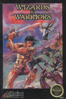 Wizards & Warriors - NES (With Box, With Book)