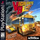 Vigilante 8 - PS1 (Used, With Book)