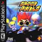 Speed Punks - PS1 (Used, With Book)