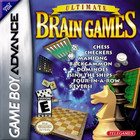 Ultimate Brain Games - GBA (Cartridge Only)