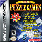 Ultimate Puzzle Games - GBA (Cartridge Only)