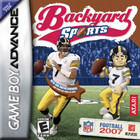 Backyard Sports Football 2007 - GBA (Cartridge Only)