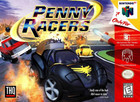 Penny Racers - N64 (Cartridge Only)