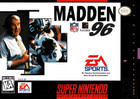 Madden NFL 96 - SNES (Cartridge Only, Label Wear)