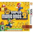 New Super Mario Bros. 2 - 3DS (Used, With Book)