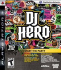 DJ Hero (Game Only) - PS3