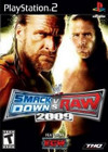 WWE SmackDown vs. Raw 2009 - PS2