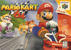 Mario Kart 64 - N64 (Cartridge Only, With Manual)
