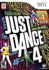 Just Dance 4 - Wii (Disc Only)