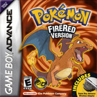 Pokemon FireRed Version - GBA (Cartridge Only)