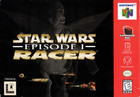 Star Wars Episode I: Racer - N64 (With Box and Book)
